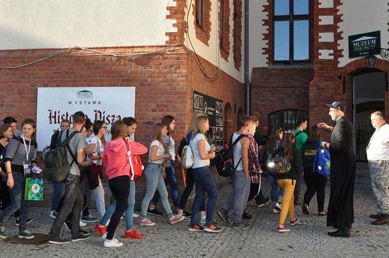 Odliczanie do Światowych Dni Młodzieży. Pisz odwiedzają pielgrzymi z Litwy.