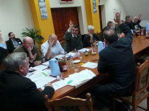 Ostatnia sesja Rady Powiatu