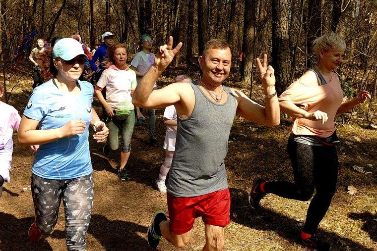 525 biegaczy ustanowiło nowy rekord frekwencji