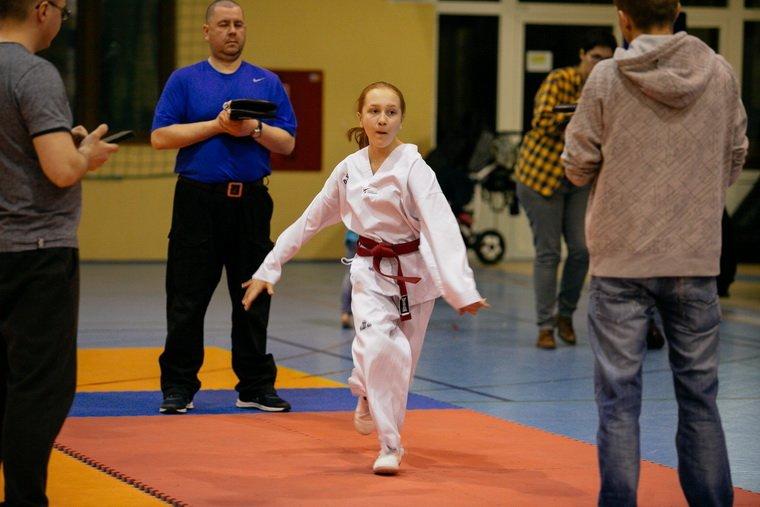 Otwarte Mistrzostwa w Taekwondo Olimpijskim