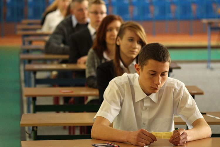 Rozpoczynają się egzaminy gimnazjalne